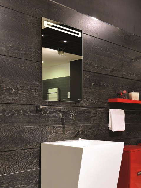 SIDLER® International Ltd. SIDLER® LED Bathroom Mirror Cabinets Medicine Cabinets Vancouver BC Canada