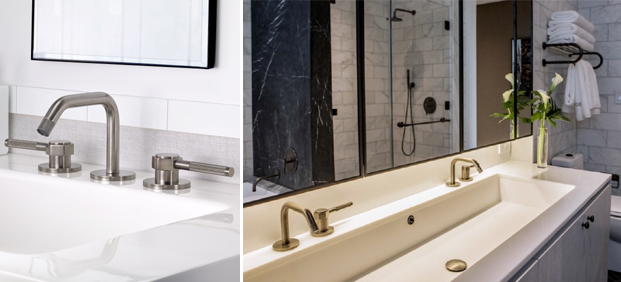 Watermark Designs   Brooklyn based manufacturer of luxury faucets  showers  and